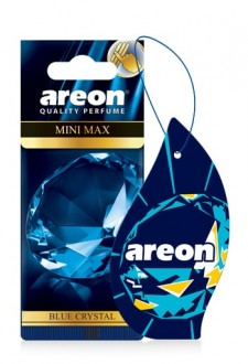 "Ароматизатор Areon сухой ""MINI MAX""  Blue Crystal"