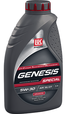 Лукойл GENESIS SPECIAL ADVANCED 5W-30