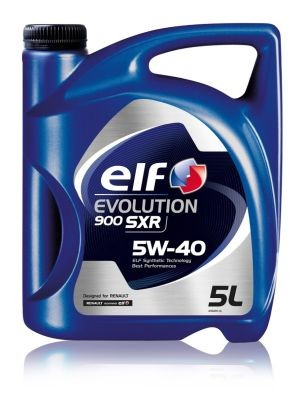 Elf Evolution 900 Sxr 5W-40